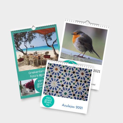Eengoedleven Fotokalenders