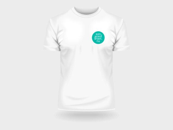 eengoedleven-hardloopshirt-wit